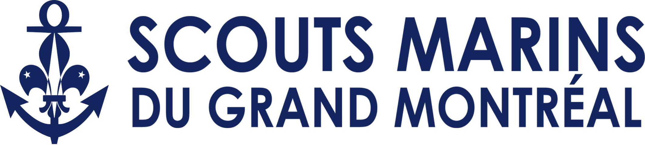 ScoutsMarinsduGrand Montréal Logo